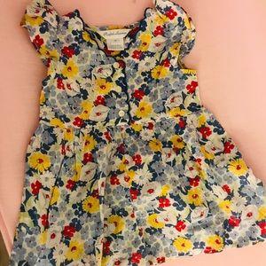Adorable Ralph Lauren baby girls dress